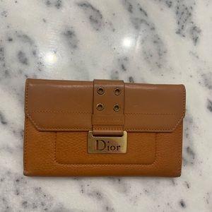 Vintage Dior wallet 2010